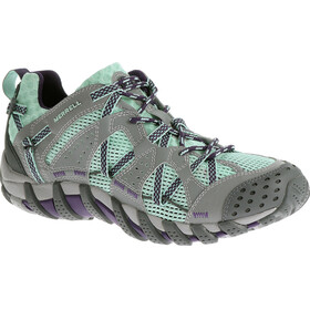 Merrell Waterpro Maipo - Chaussures Femme - gris/turquoise